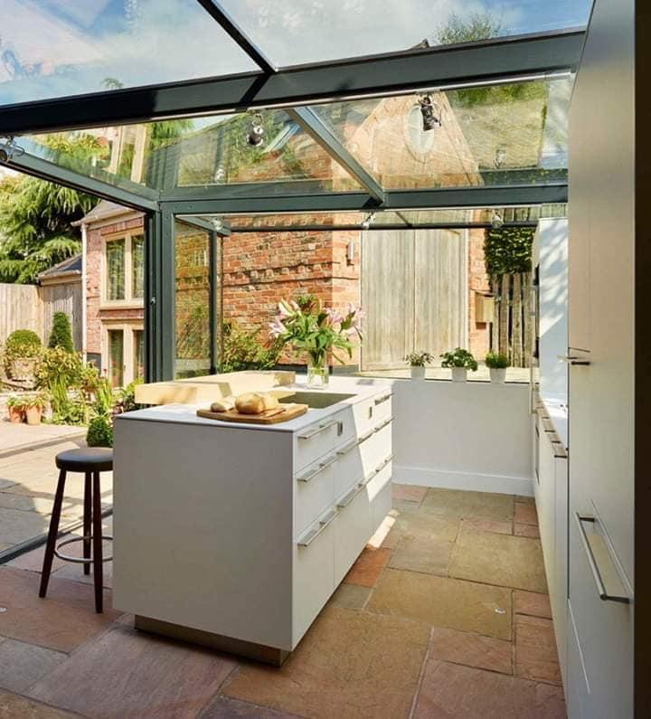 Dias e Ideias para Decoração com Telhados de vidro para o quintal